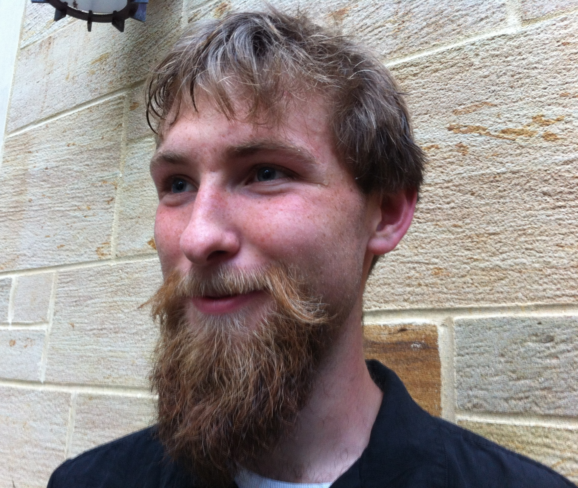 Zach Gunzelman On Twitter In A Week I M Going To Trim My Beard Abbie Said If Get 15 Retweets Can Wait An Extra