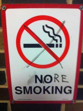 NORE Smoking