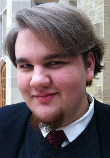 Michael Harris' Beard of the Week