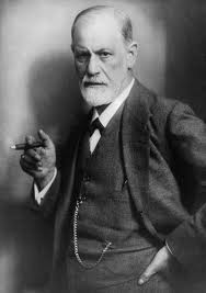 This is Freud. He probably analyzed dreams at some point...