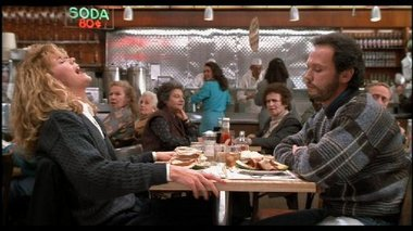 Turns out it was the matzoh ball soup, not Harry, that drove Sally so wild in that diner.