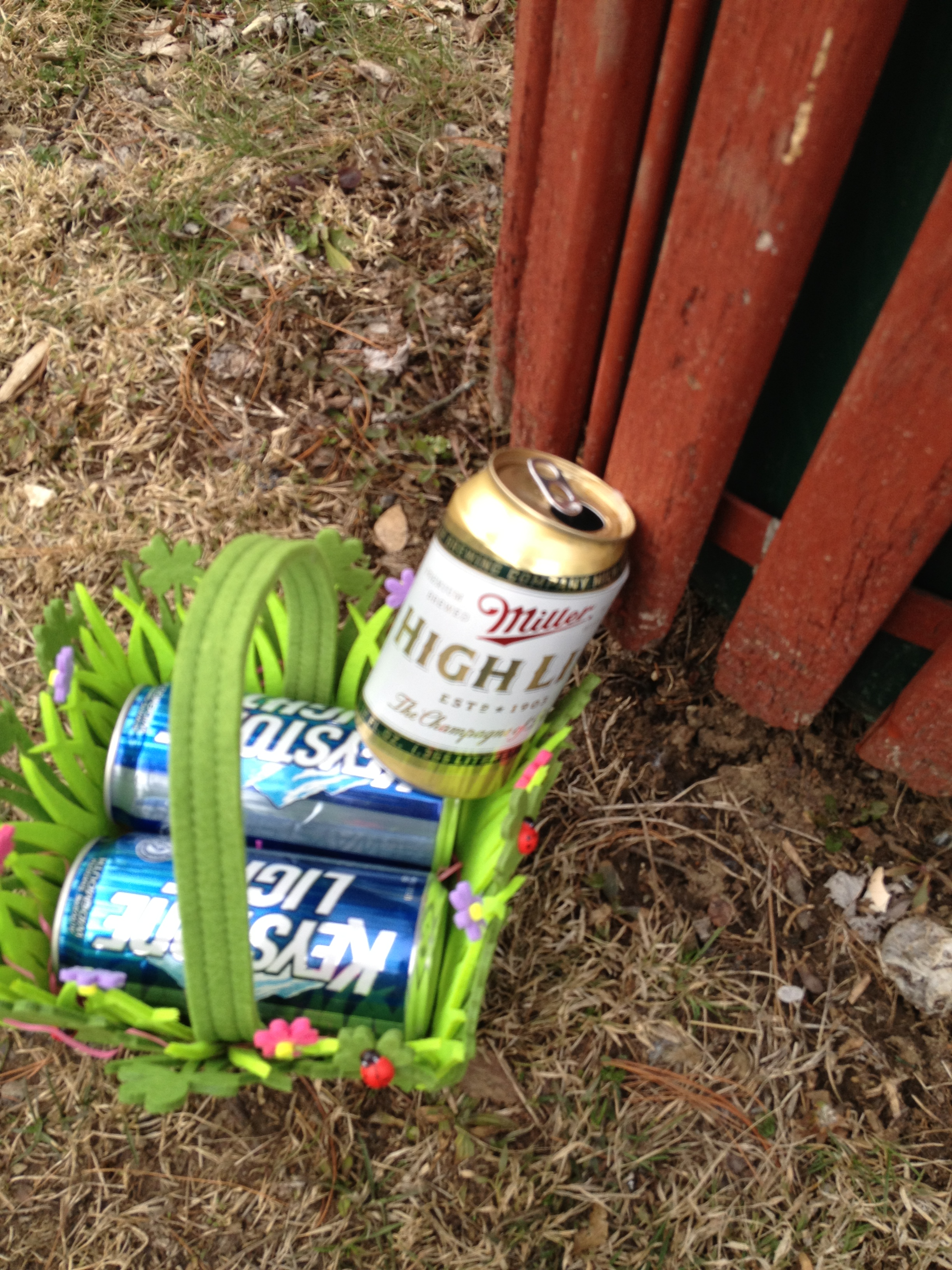 Easter Egg Hunt Beer Can Edition 171 The Kenyon Thrill