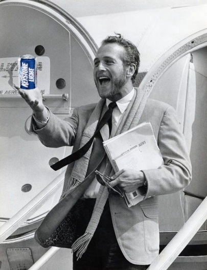 """""""24 hours in a day, 24 beers in a can. Coincidence? I think not."""" -- Paul Newman himself. Drink, people, drink."""