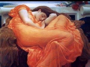 I fancy myself a glamorous napper, though I am sure I more closely resemble a sleeping troll.