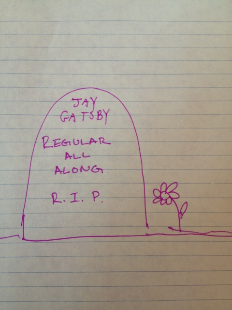 Eulogy at the Death of Gatsby Essay Sample