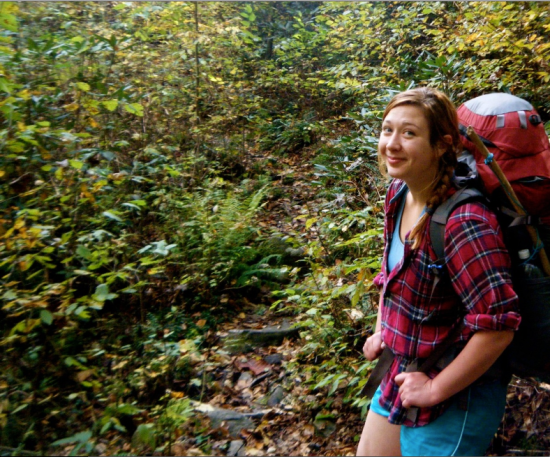 When Sarah isn't busy DJing, she enjoys hiking and communing with nature.