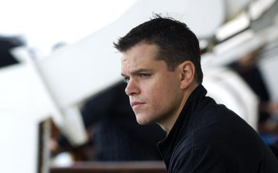 Jason Bourne forgets sometimes too.