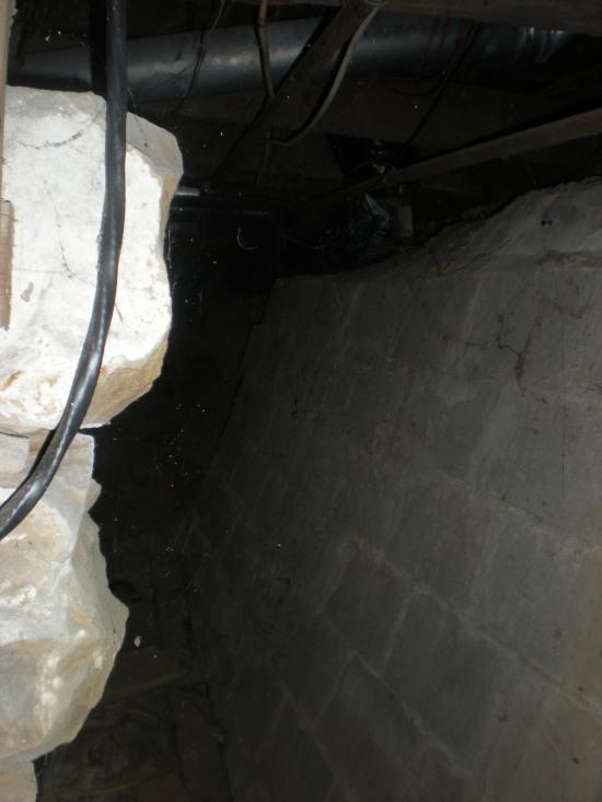 crozier passageway