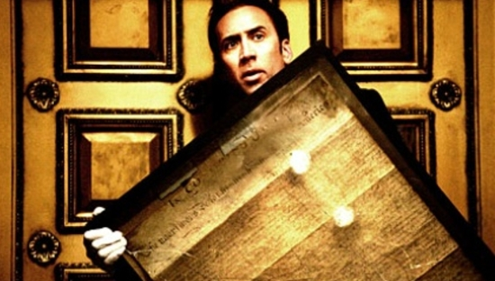 Nic Cage, American Studies major, passed comps with flying colors. And an arrest.