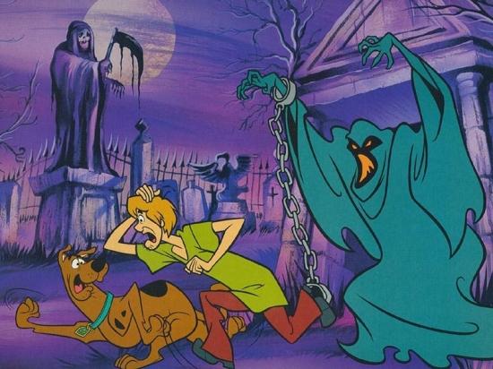 Like zoinks, Scoob! via wallpaperhere.com
