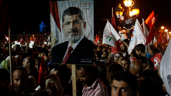 Morsi is the second Egyptian head of state to face criminal charges in the last three years.
