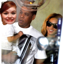 annaliese and beyonce