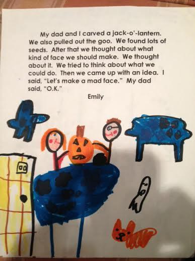 Elementary School Journal Second Grade Emily Hurd
