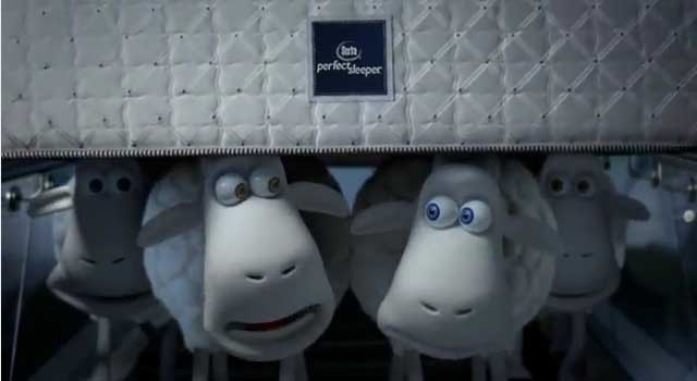 Image result for serta sheep