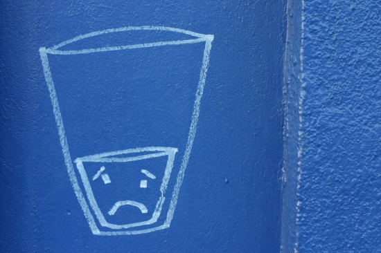 sad cup