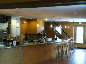 Whatever name you call it, Wiggle Ground  undeniably has that small coffee shop charm.
