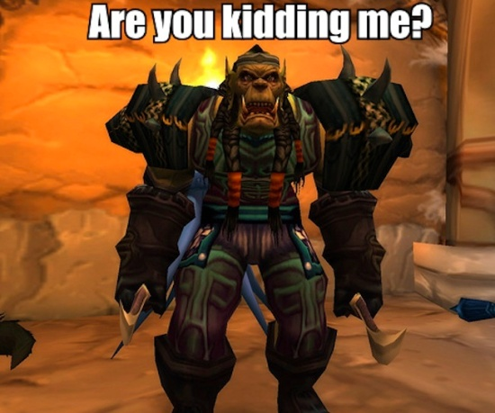 You're not safe from the NSA, even on World of Warcraft.