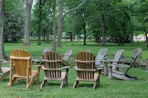 Chairs Gathering - Kenyon College