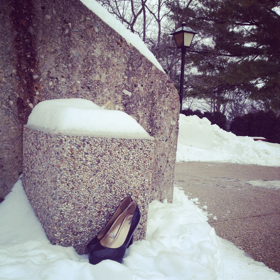 Photo courtesy of Mary Hollyman '14.