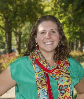 Christina Haas (via Directory, Kenyon.edu)
