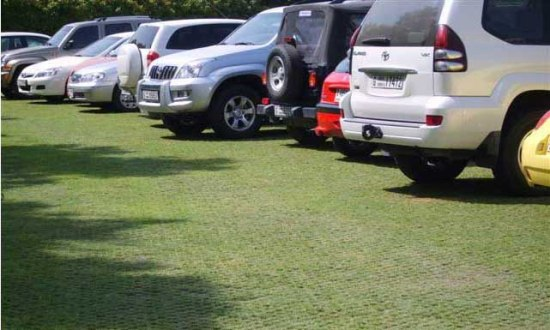 Green Parking Areas