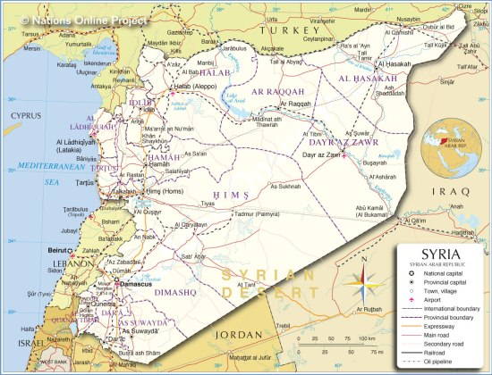 syria-map 2