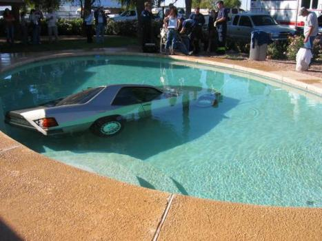 No, not this kind of carpool. Unless you're a terrible driver (via lolyard.com)