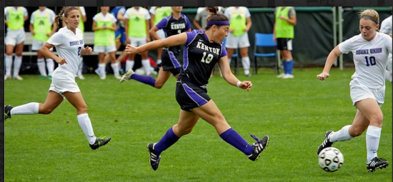 Becca Romaine '15, courtesy of Kenyon Athletics