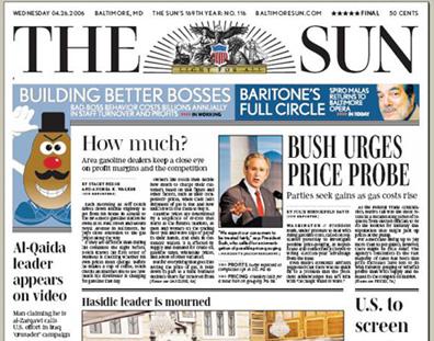 via Baltimore Sun