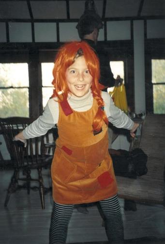 Olivia Halloween 3