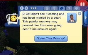 Following Dcat Sim Bear attack