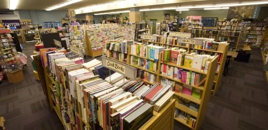 Kenyon's Bookstore (via kenyon.edu).