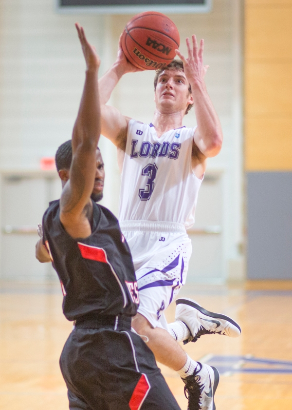 Tim Connolly '16. Photo courtesy of Martin Fuller.