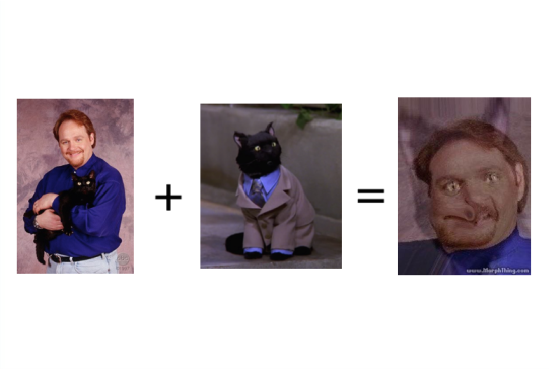 Nick Bakay '81 + Salem the Cat = TRUE NIGHTMARE