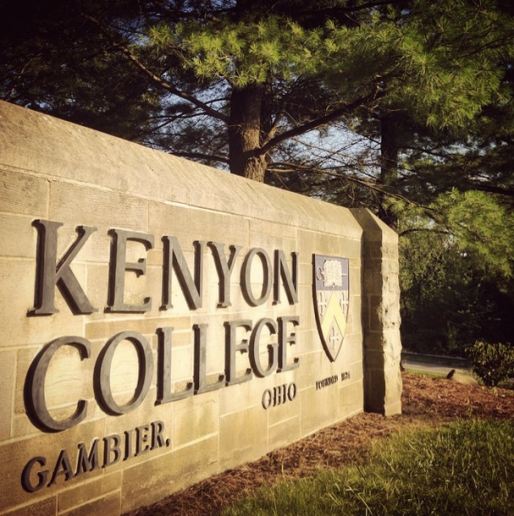 via @kenyoncollege on Instagram