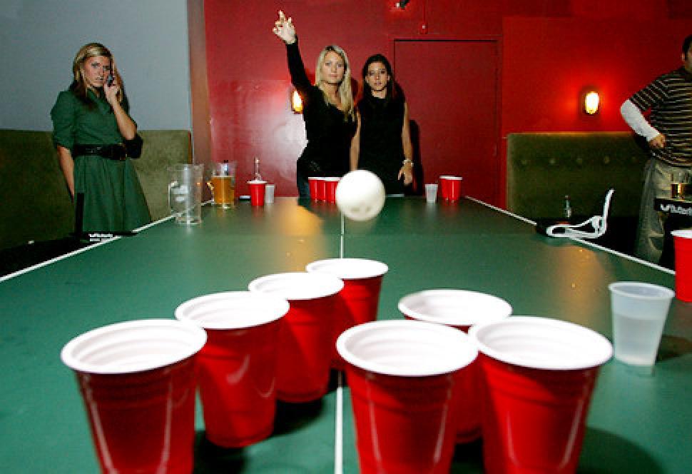 Quarter Games Drinking