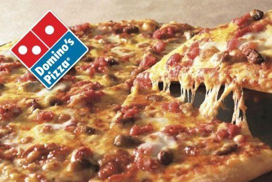 Lookit dat sweet sweet cheesy pizz (via stereogum.com)