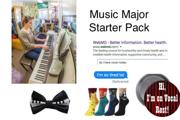 music-major-starter-pack