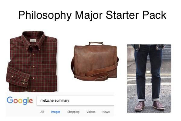 philosophy-major-starter-pack