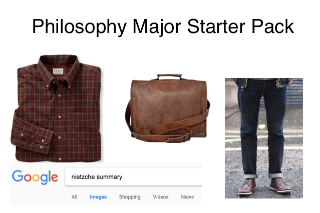 philosophy-major-starter-pack