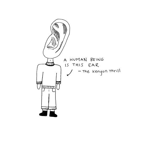 Thrill ear