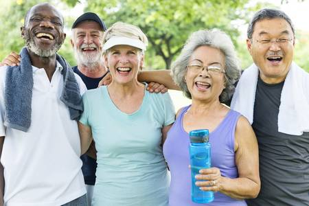 64923173-senior-group-friends-exercise-relax-concept
